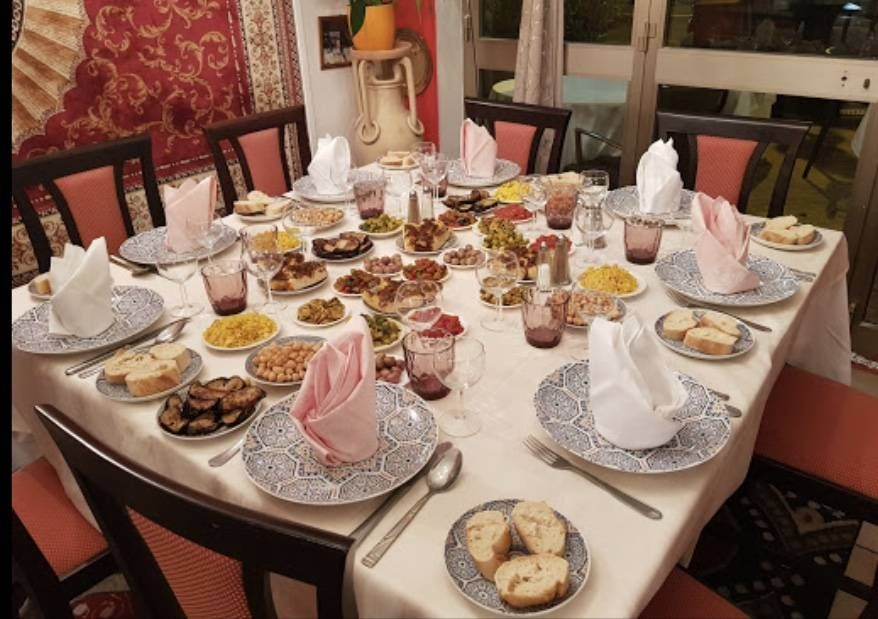 La Table Berbère - Restaurant marocain Menton